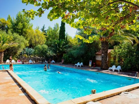 Camping Domaine La Peiriere - Camping Aude - Image N°2