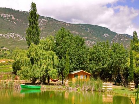 Camping Domaine La Peiriere - Camping Aude - Image N°7