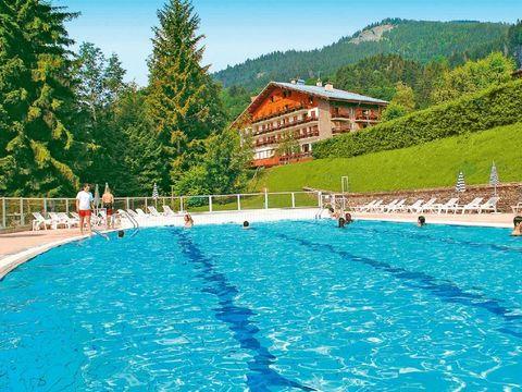 Les Chalets de Prariand - Camping Haute-Savoie