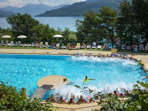 Camping L'Ecrin du Lac - Camping Hautes-Alpes - Image N°7