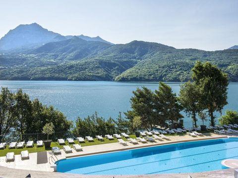 Camping L'Ecrin du Lac - Camping Hautes-Alpes