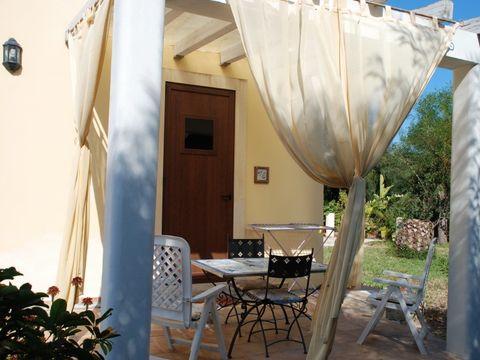 Agriturismo Terrauzza Sul Mare - Camping Syracuse - Image N°6