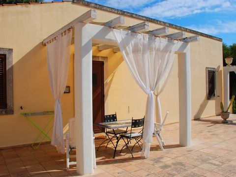 Agriturismo Terrauzza Sul Mare - Camping Siracusa - Image N°8
