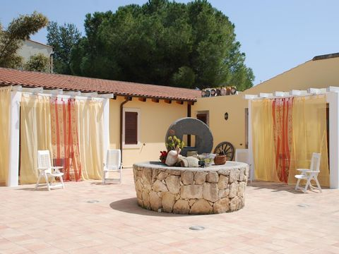 Agriturismo Terrauzza Sul Mare - Camping Siracusa - Image N°11