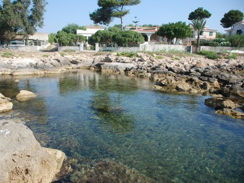 Agriturismo Terrauzza Sul Mare - Camping Siracusa - Image N°2