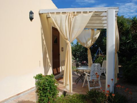 Agriturismo Terrauzza Sul Mare - Camping Siracusa - Image N°7
