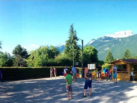 Camping Le Verger Fleuri - Camping Haute-Savoie - Image N°3