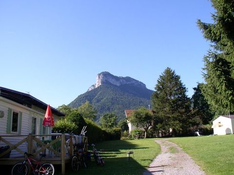 Camping Le Verger Fleuri - Camping Haute-Savoie - Image N°2
