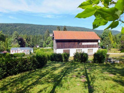 Camping Les Granges Bas - Camping Vosges