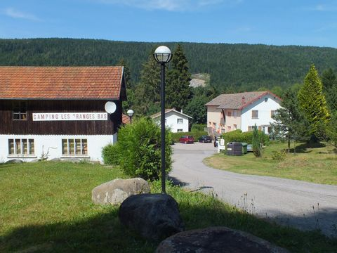 Camping Les Granges Bas - Camping Vosges - Image N°4