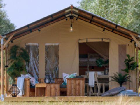 TENTE 5 personnes - Safari Lodge sans sanitaire