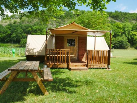 TENTE 5 personnes - Lodge Tribu