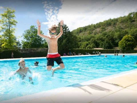 Camping Le Moulin du Bel Air - Camping Lot