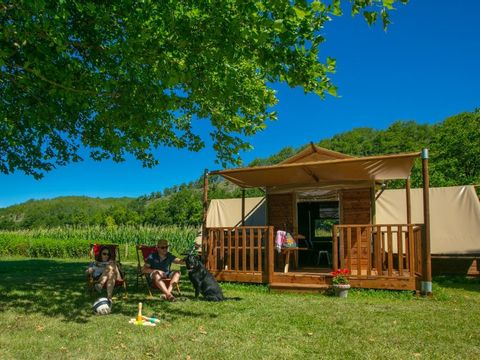 Camping Le Moulin du Bel Air - Camping Lot - Image N°9