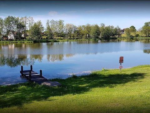 Camping Du Lac De Palinges - Camping Saone-et-Loire - Image N°6