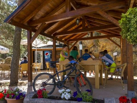 Camping Sierra de Albarracin - Camping Aragon - Espagne - Image N°4