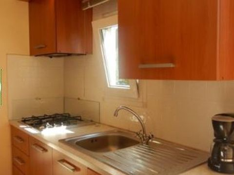 MOBILHOME 6 personnes - Sapin