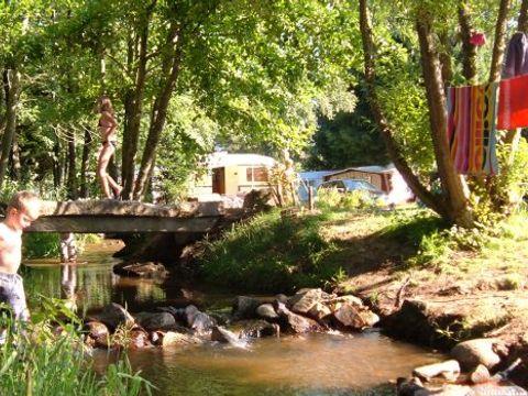 Camping Au Clos de la Chaume - Camping Sites et Paysages - Camping Vosges - Image N°10