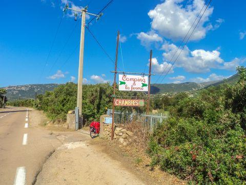 Camping a la ferme de Poli Bernard - Camping Corse du sud