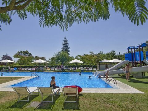 Camping Parco Delle Piscine  - Camping Sienne - Image N°4