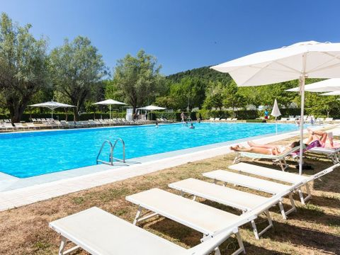 Camping Parco Delle Piscine  - Camping Sienne - Image N°2