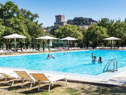 Camping Parco Delle Piscine  - Camping Sienne
