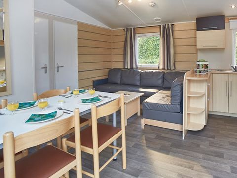 MOBILHOME 6 personnes - Comfort - 3 chambres