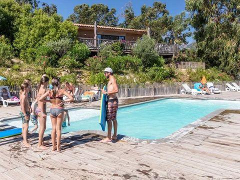 Camping Sole di Sari - Camping Corse du sud - Image N°3