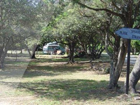 Camping Abartello - Camping Corse du sud