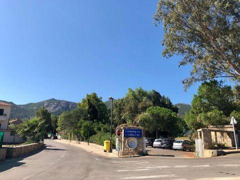 Camping U Libecciu - Camping Corse du nord