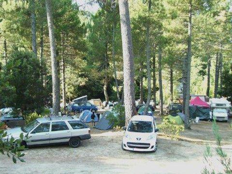 Camping aire naturelle La Rivière - Camping Corse du sud