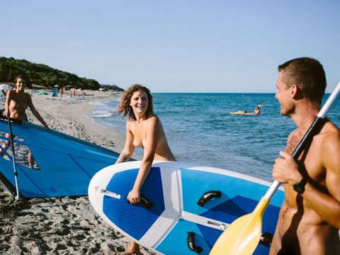 Camping Riva Bella Thalasso & Spa Resort - Camping Corse du nord - Image N°15