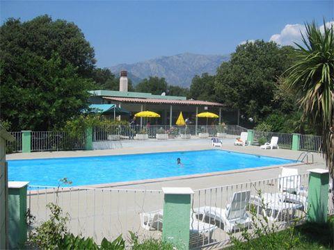 Camping aire naturelle Santa Barbara - Camping Corse du nord