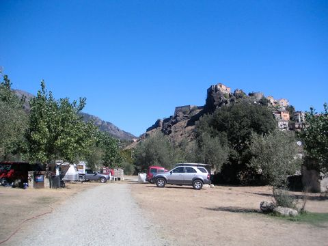 Camping aire naturelle de U Sognu - Camping Corse du nord