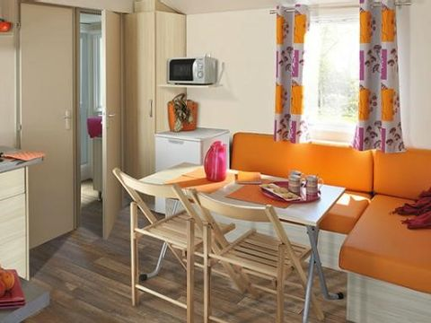 MOBILHOME 5 personnes - Mercure Famille