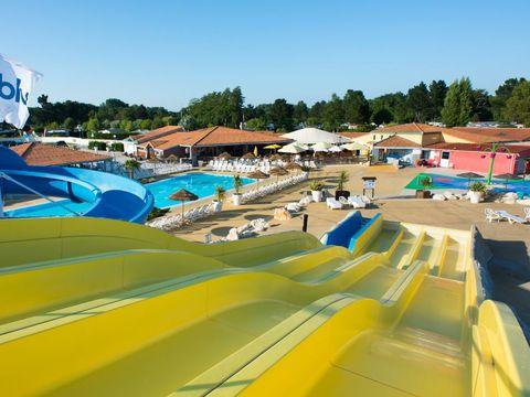 Tour Opérateur et particuliers sur camping Les Charmettes -  Funpass non inclus - Camping Charente-Maritime - Image N°10