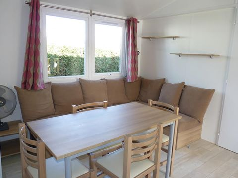MOBILHOME 6 personnes - Luxe 3 chambres (Immobilhome)