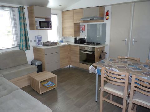 MOBILHOME 4 personnes - Luxe 2 chambres (Immobilhome)