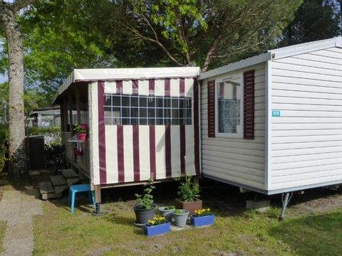 MOBILHOME 4 personnes - Traditionnel