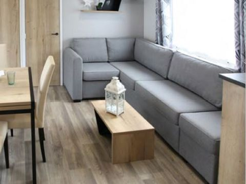 MOBILHOME 8 personnes - 3 chambres - 422
