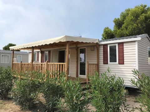 MOBILHOME 8 personnes - 3 chambres - 321