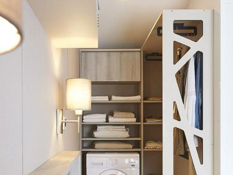 MOBILHOME 8 personnes - 3 chambres - 1313