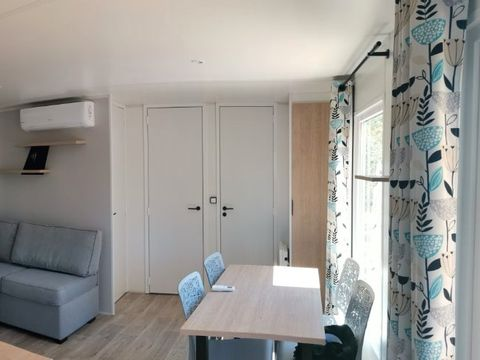 MOBILHOME 8 personnes - 3 chambres - 1611