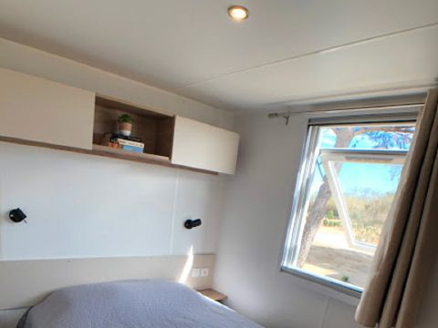 MOBILHOME 8 personnes - 3 chambres - H10