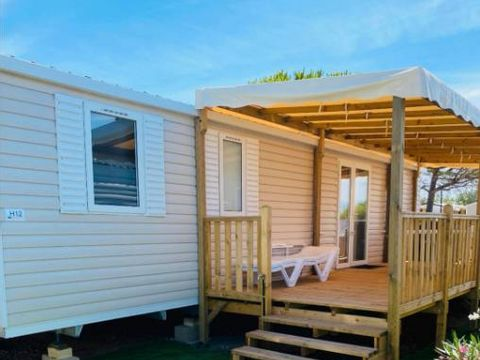 MOBILHOME 8 personnes - 3 chambres - H12