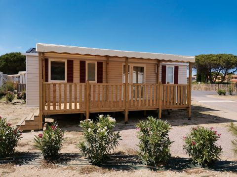 MOBILHOME 8 personnes - 3 chambres -  401