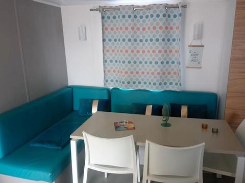 MOBILHOME 6 personnes - 2 fun pass adultes inclus
