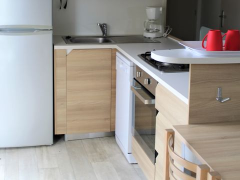 MOBILHOME 8 personnes - LISA MOBILE HOME - 1226 - LUMINOSA TOUT CONFORT
