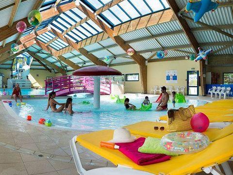 Finistère  Tour Opérateur et particuliers sur camping Domaine de Kerlann - Funpass non inclus - Camping Finistère - Afbeelding N°4