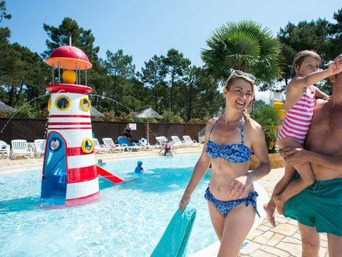Tour Opérateur et particuliers sur camping Bonne Anse - Funpass non inclus - Camping Charente-Maritime - Image N°4